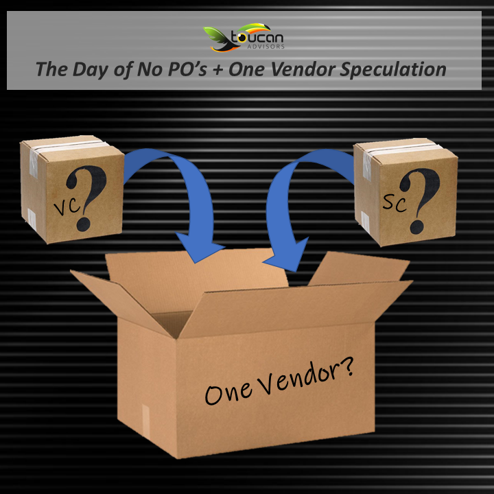 March 2019: Amazon Rumors & 'The Day of No PO's' 2