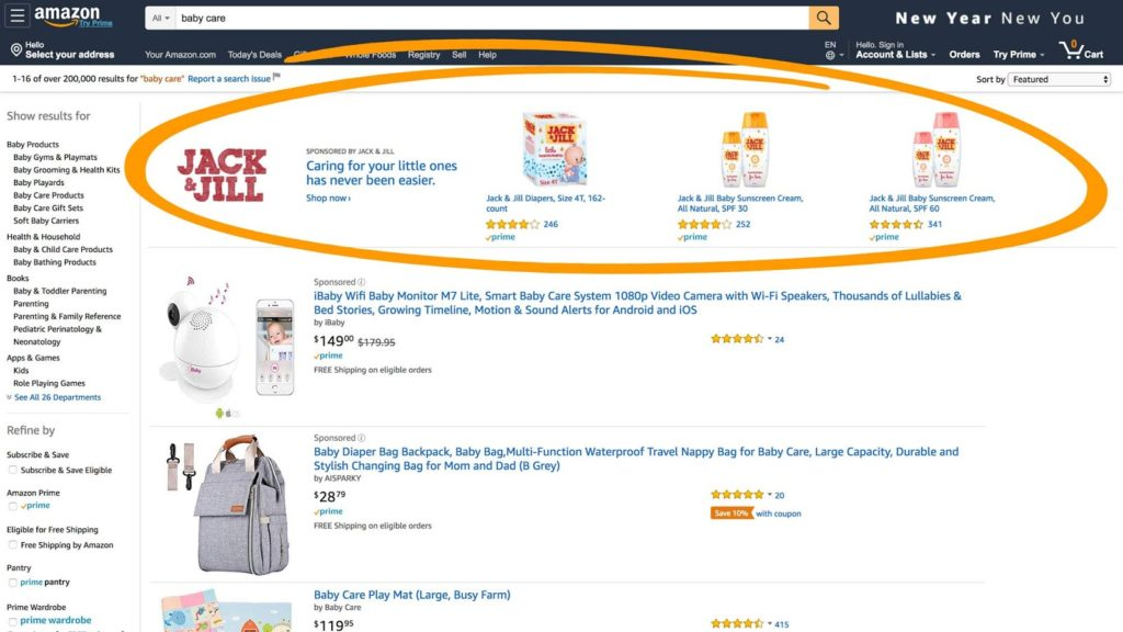 Amazon Paid Advertising Can Greatly Improve Overall Sales 4